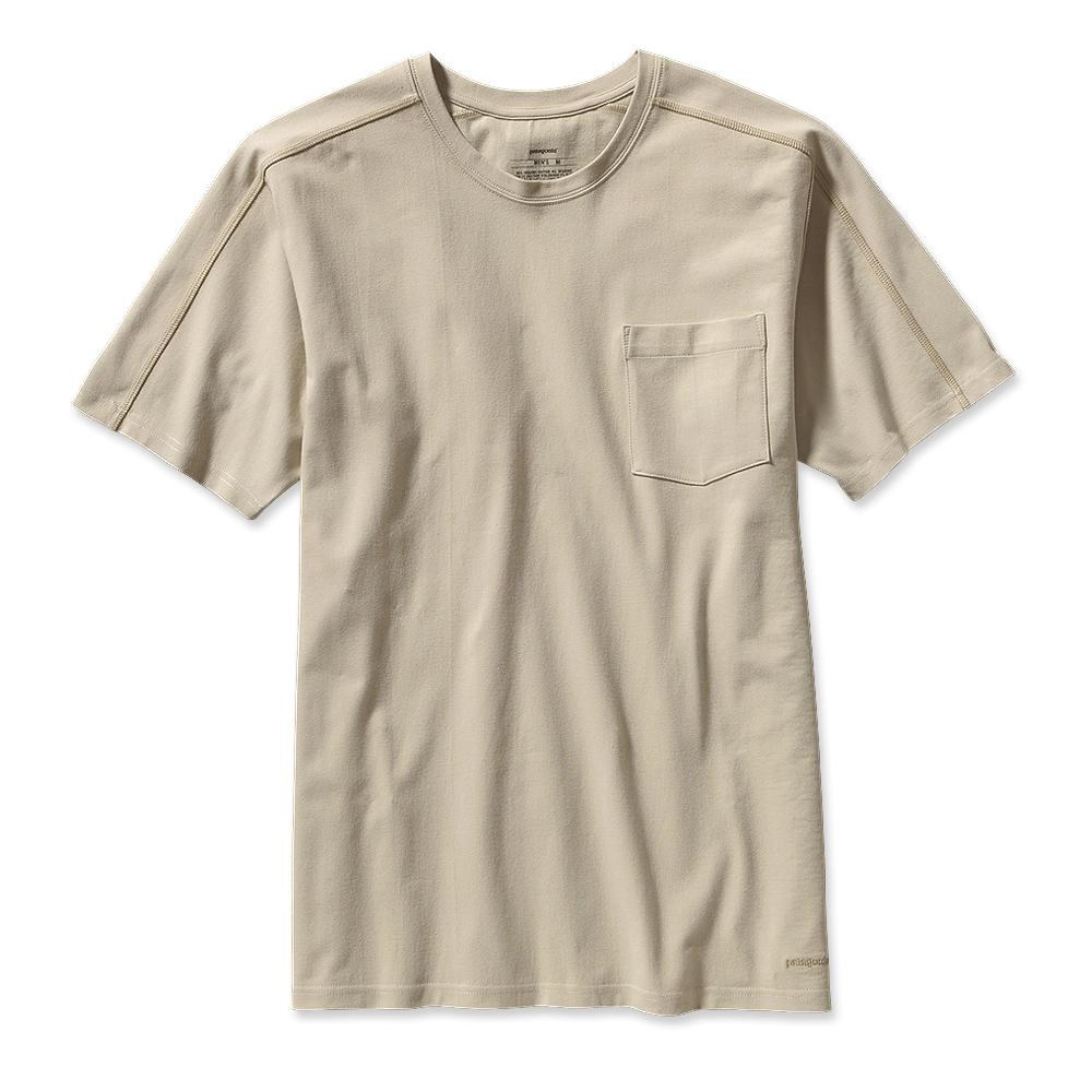 Patagonia Stretch Tee Bleached Stone-30