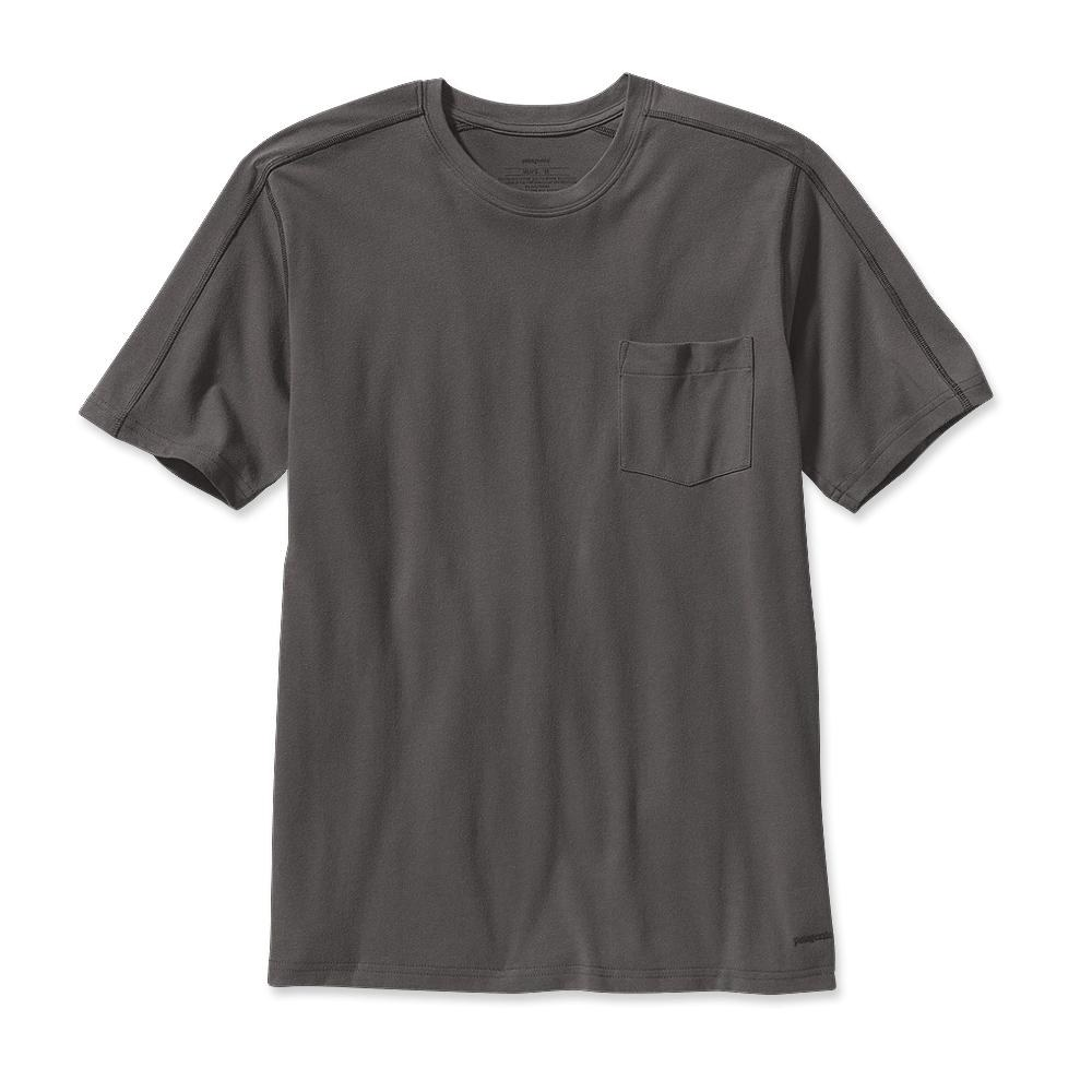 Patagonia Stretch Tee Forge Grey-30