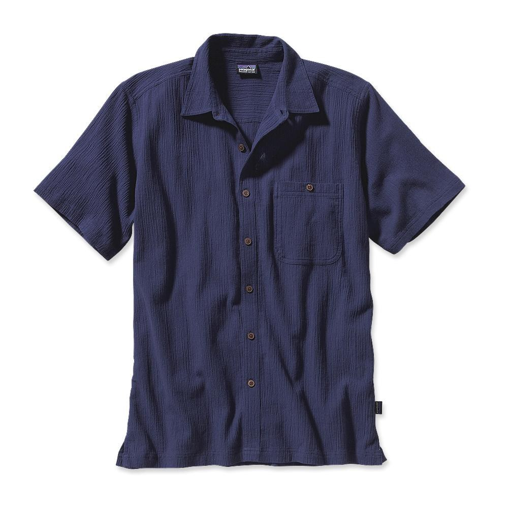 Patagonia S/S A/C Shirt Classic Navy-30
