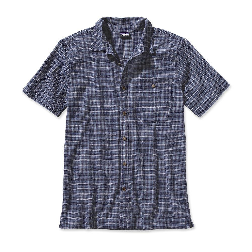 Patagonia S/S A/C Shirt Bulito: Classic Navy-30