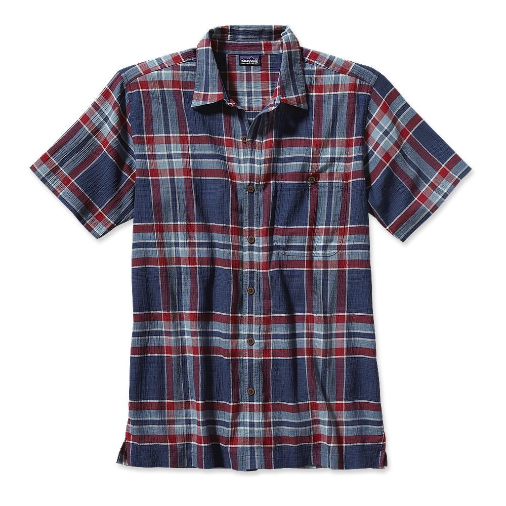 Patagonia S/S A/C Shirt Del Norte: Classic Navy-30
