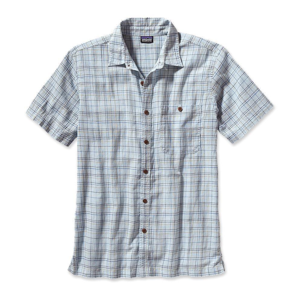 Patagonia S/S A/C Shirt Murietta: Ion Blue-30