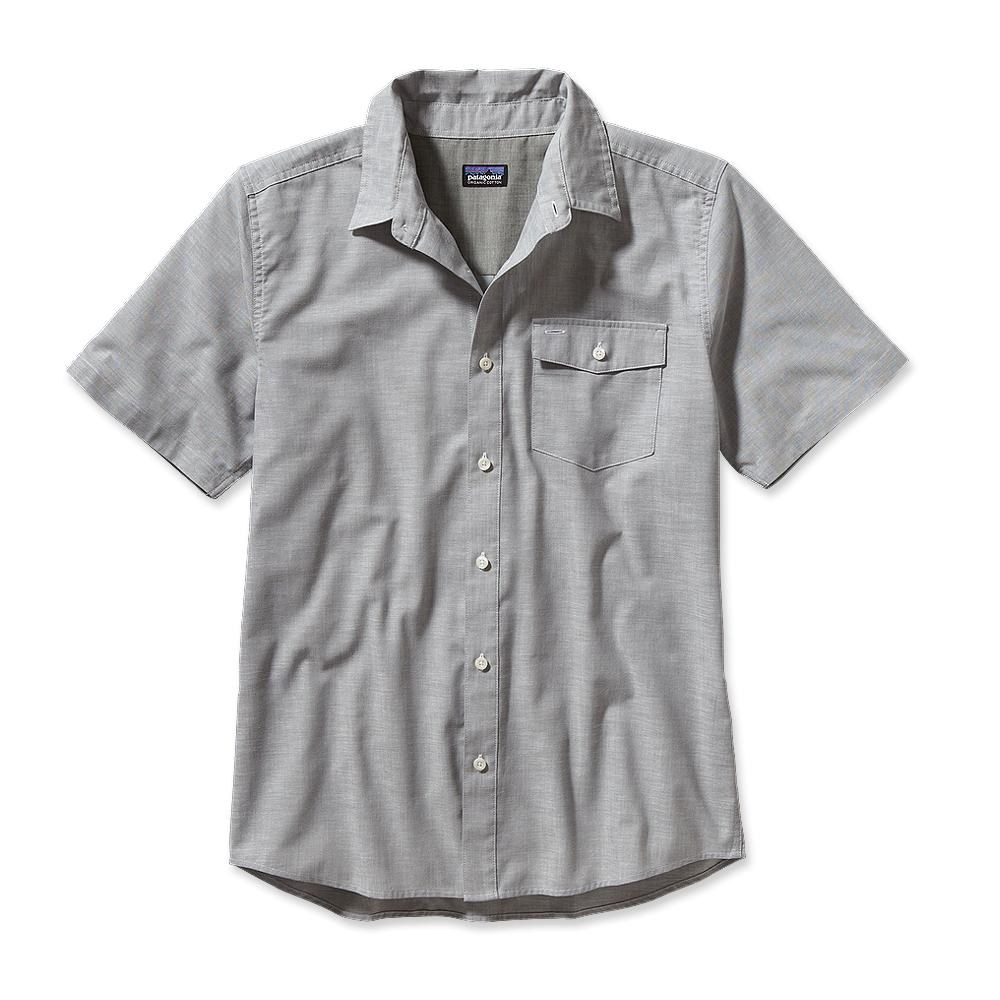 Patagonia Lightweight Chambray Shirt Estero Chambray: Tailored Grey-30
