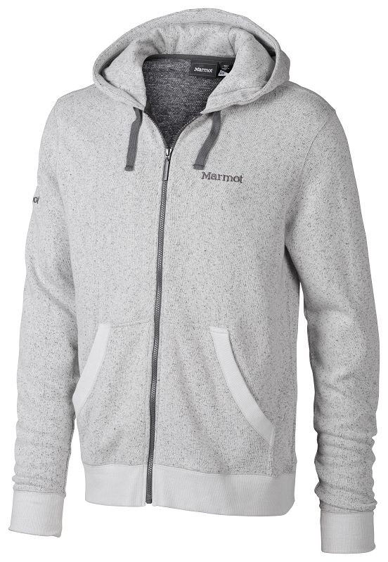 Marmot Doran Hoody Glacier Grey Heather-30