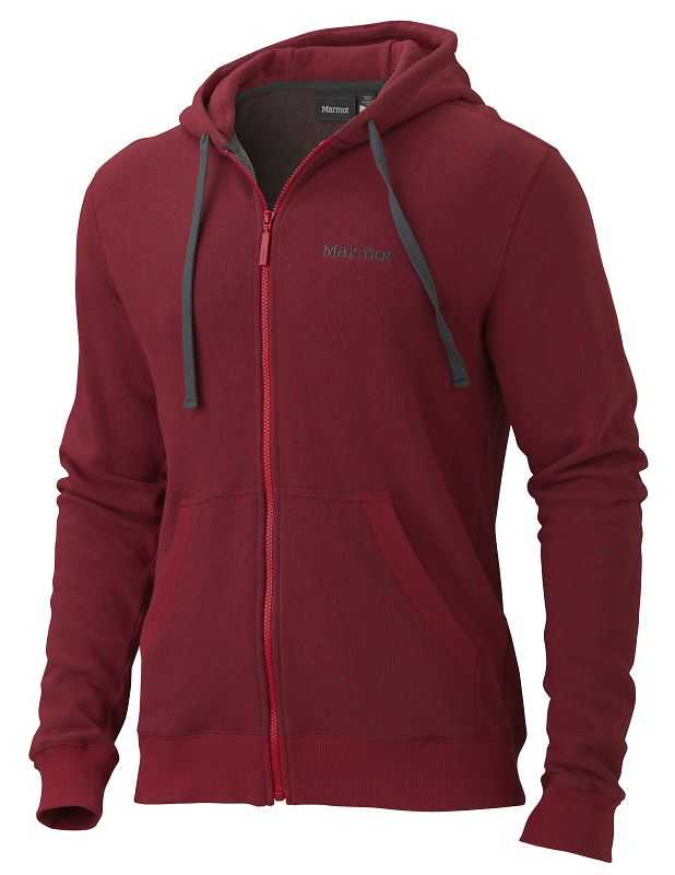Marmot Doran Hoody Team Red Heather-30