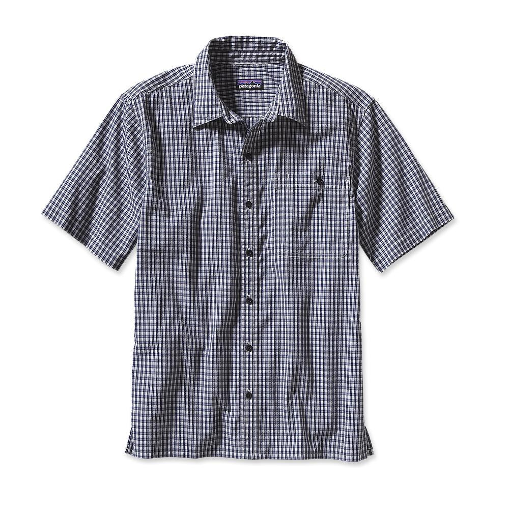 Patagonia Puckerware Shirt McNeil: Leaden Blue-30