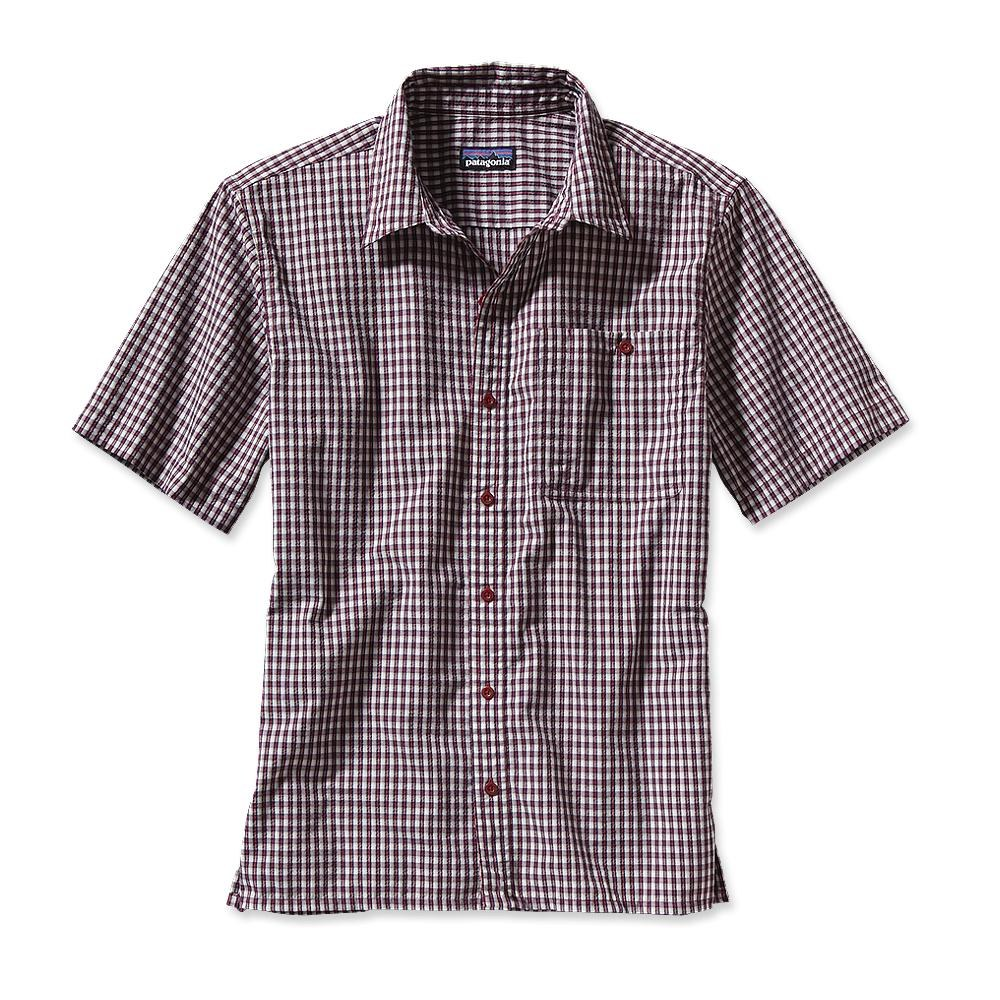 Patagonia Puckerware Shirt McNeil: Wax Red-30