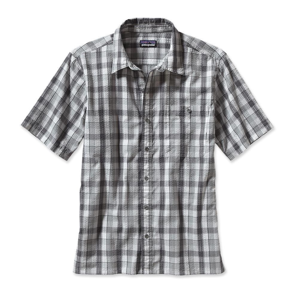 Patagonia Puckerware Shirt Padre Juan: Feather Grey-30