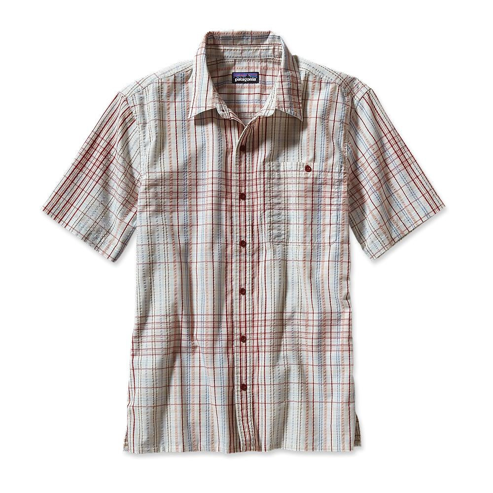 Patagonia Puckerware Shirt Sisar: Raw Linen-30