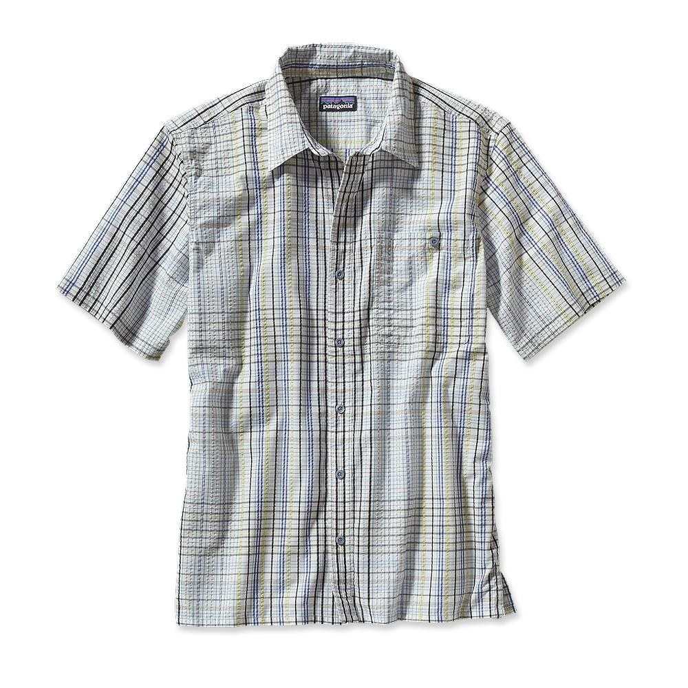 Patagonia Puckerware Shirt Sisar: White-30