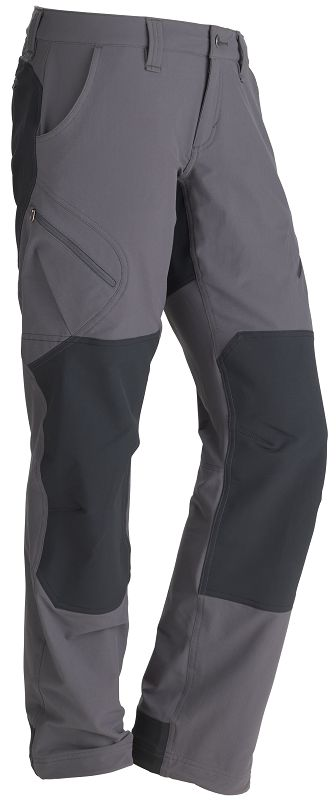 Marmot Wm's Highland Pant Dark Steel/Black-30