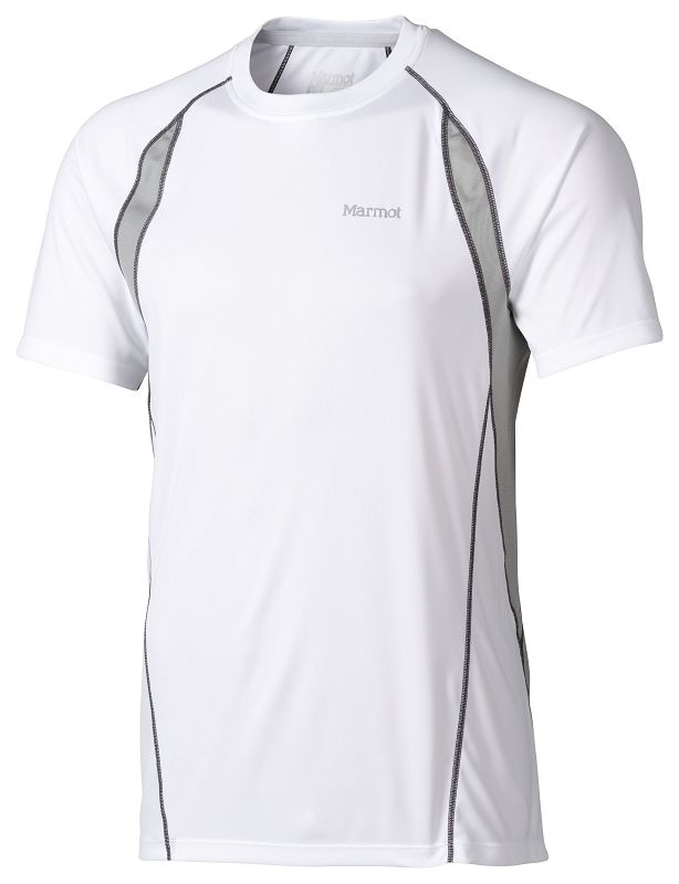Marmot Interval SS White/Steel-30