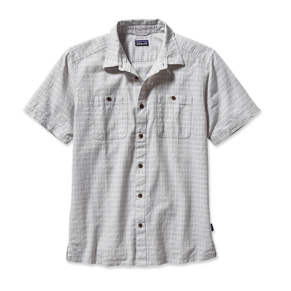 Patagonia Migration Hemp Shirt Cuyama: Tailored Grey-30