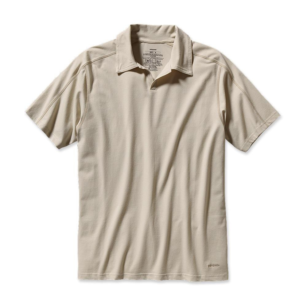 Patagonia Stretch Polo Bleached Stone-30