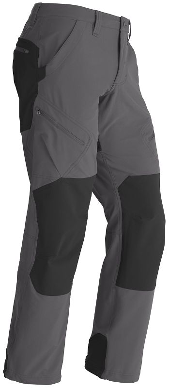 Marmot Highland Pant Slate Grey/Black-30