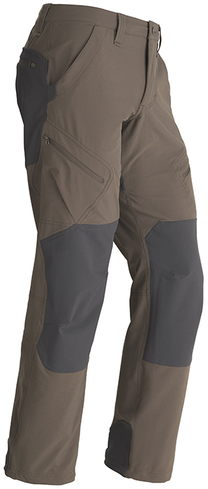 Marmot Highland Pant Long Deep Olive/Slate Grey-30