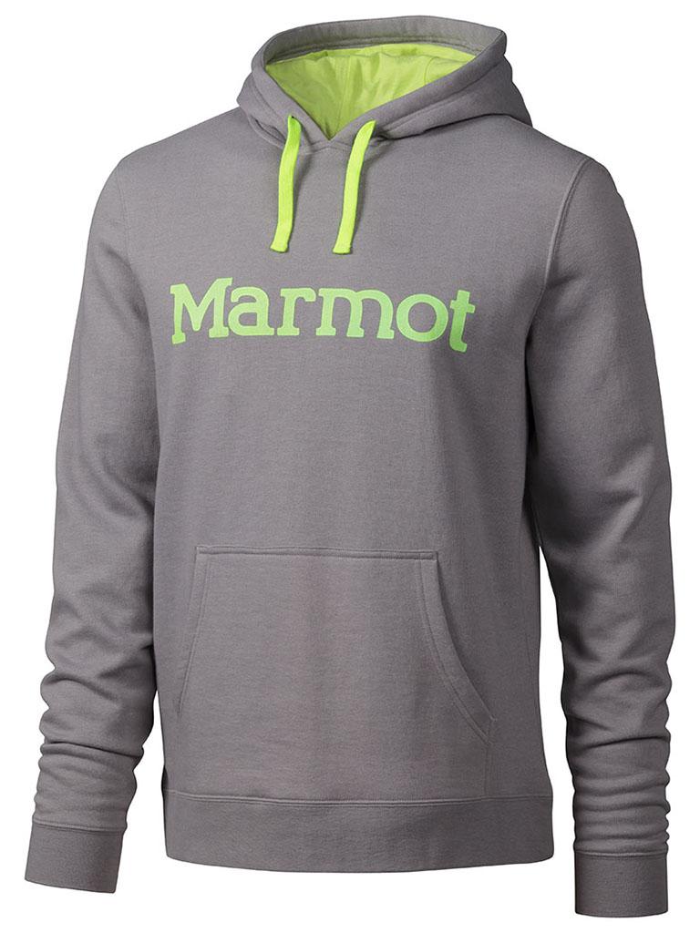 Marmot Marmot Hoody Steel-30