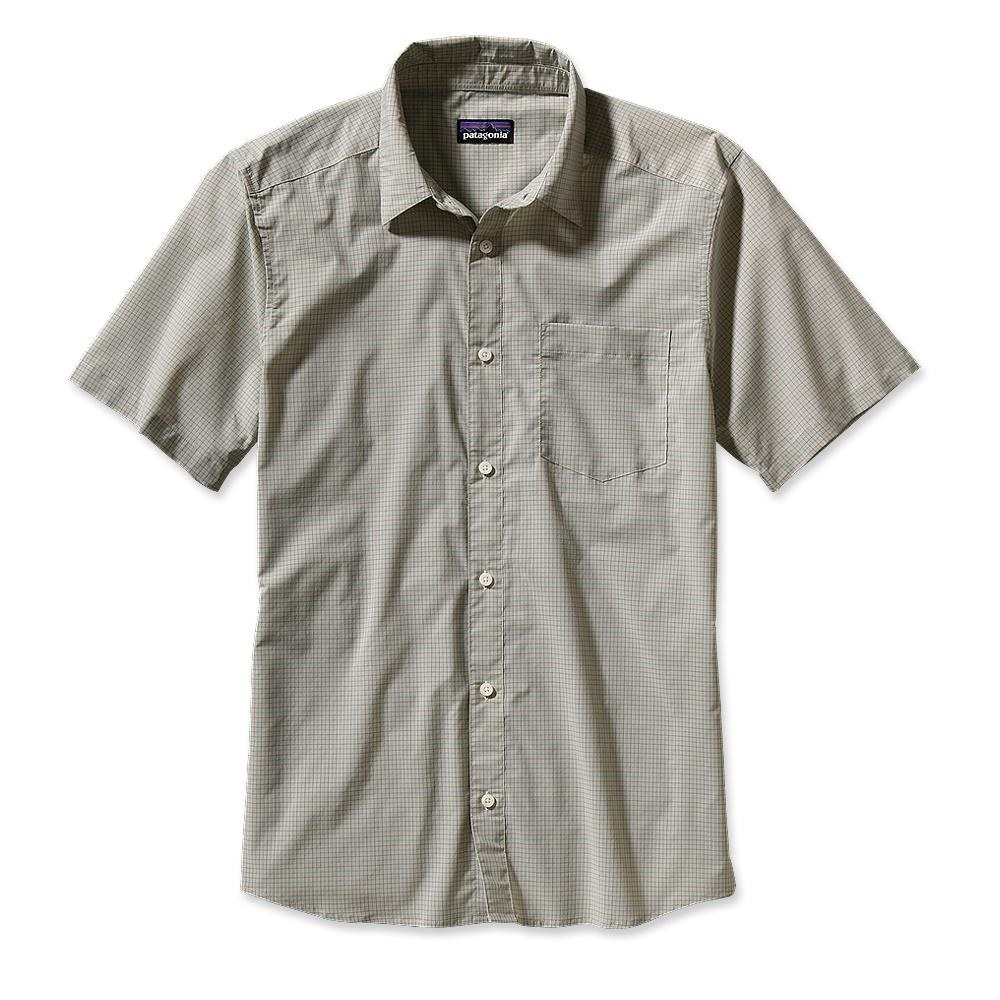 Patagonia Gone Again Shirt Murdock: Stone-30