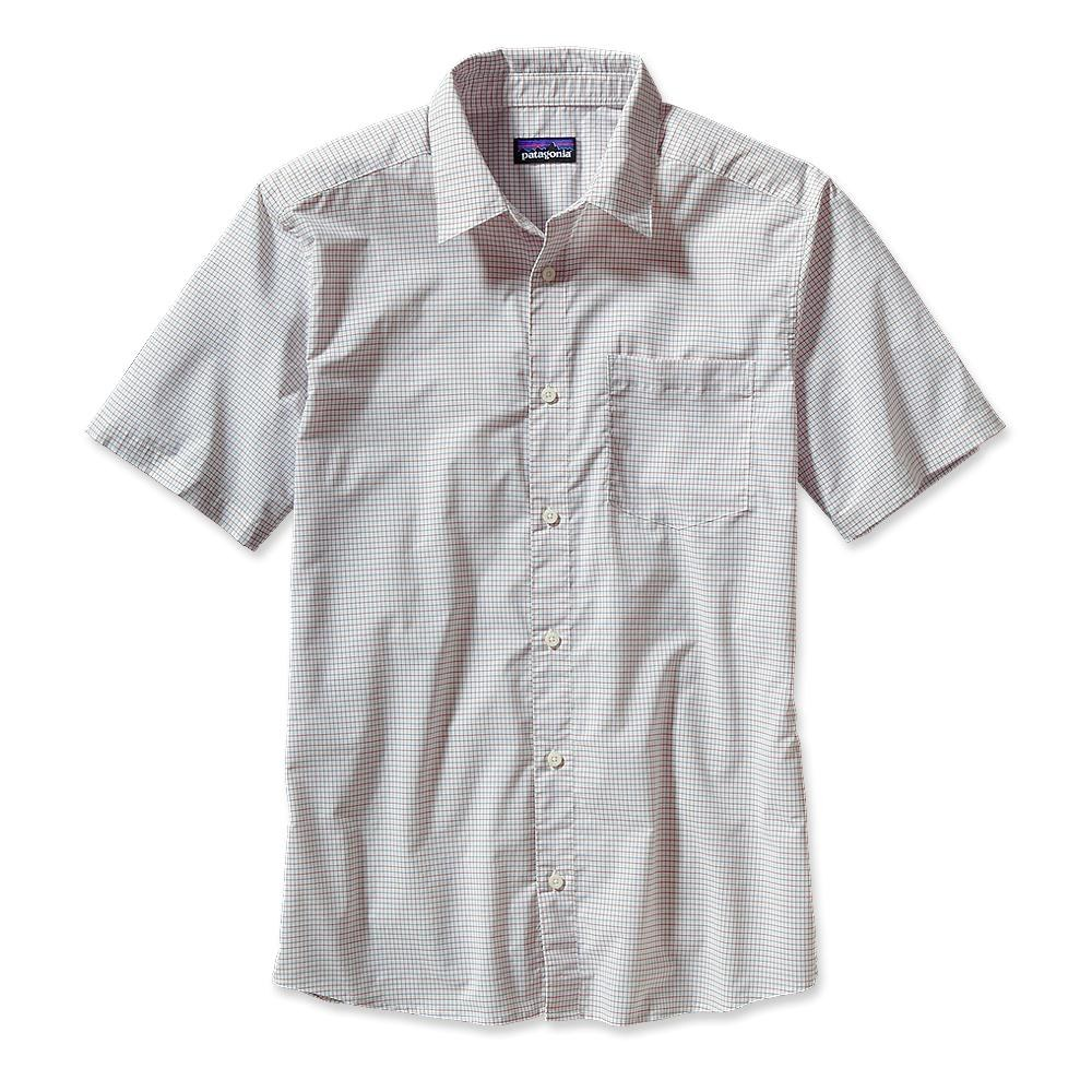 Patagonia Gone Again Shirt Murdock: White-30