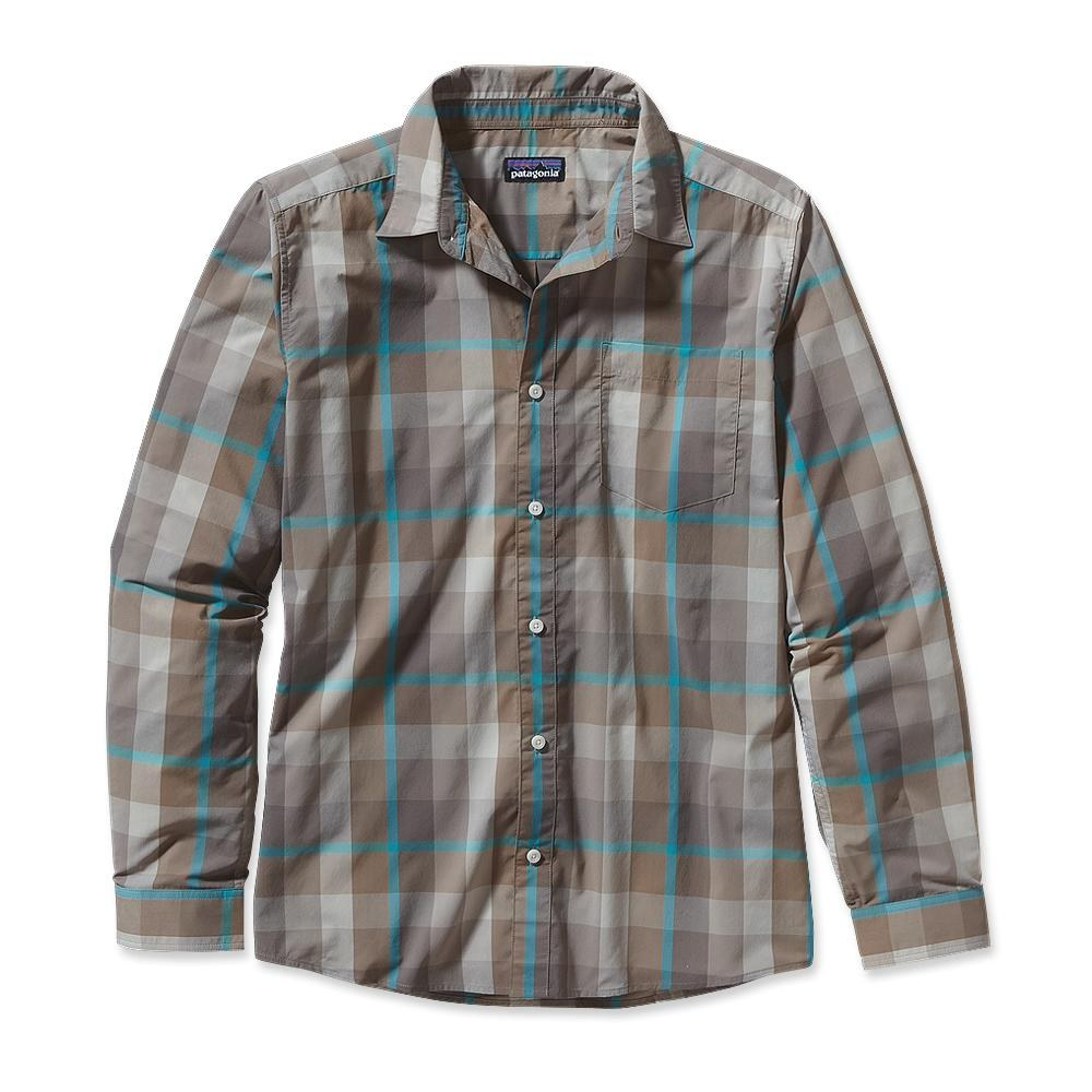 Patagonia Long-Sleeved Gone Again Shirt Mutau: Earthenware-30