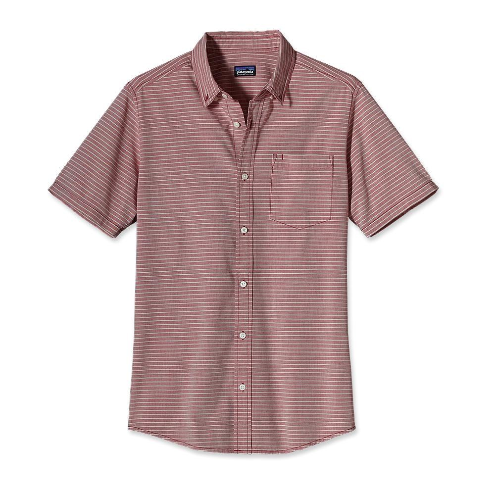 Patagonia Bluffside Shirt Orcutt: Wax Red-30