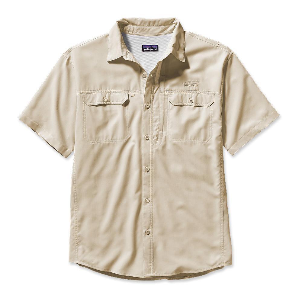 Patagonia Sol Patrol Shirt Bleached Stone-30