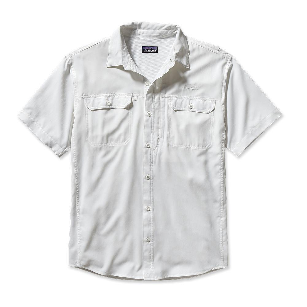 Patagonia Sol Patrol Shirt White-30