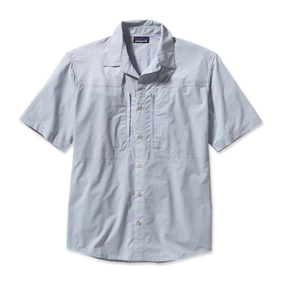 Patagonia Sun Stretch Shirt Casitas: Leaden Blue-30