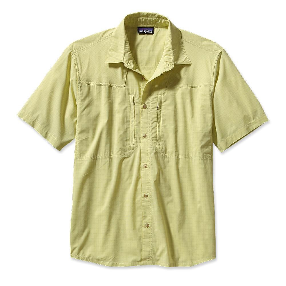 Patagonia Sun Stretch Shirt Casitas: Folios Green-30