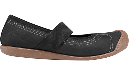 Keen Sienna MJ Leather Black-30