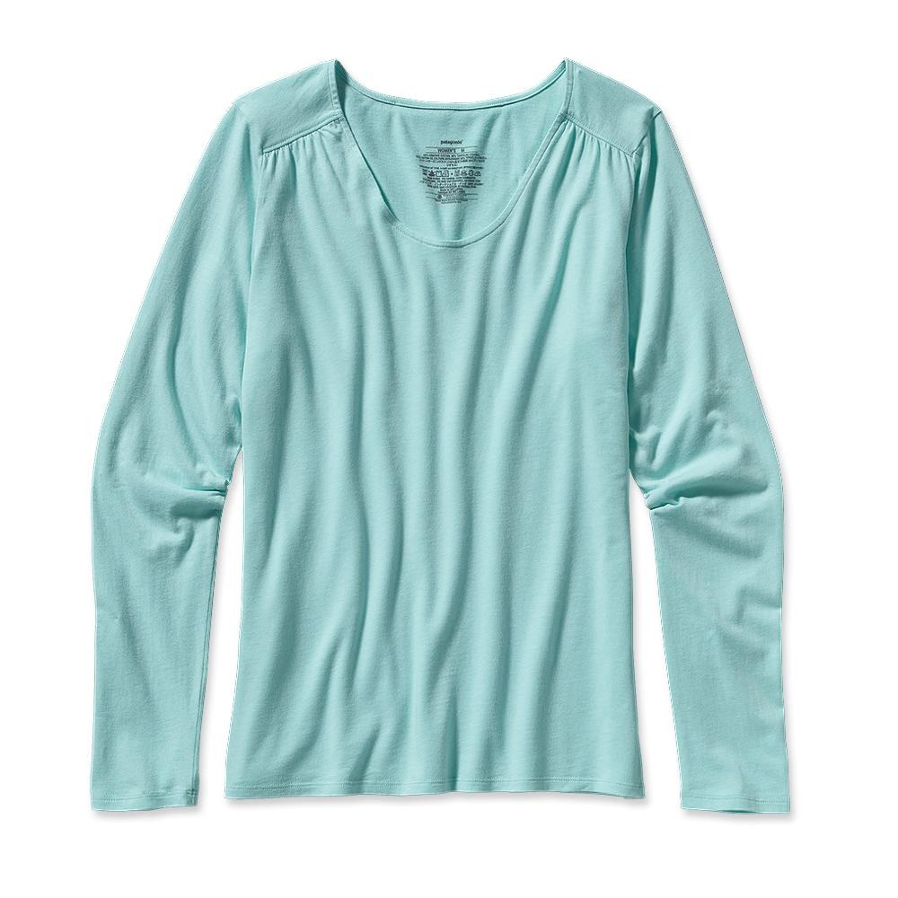 Patagonia Long-Sleeved Versatiliti Top Polar Blue-30