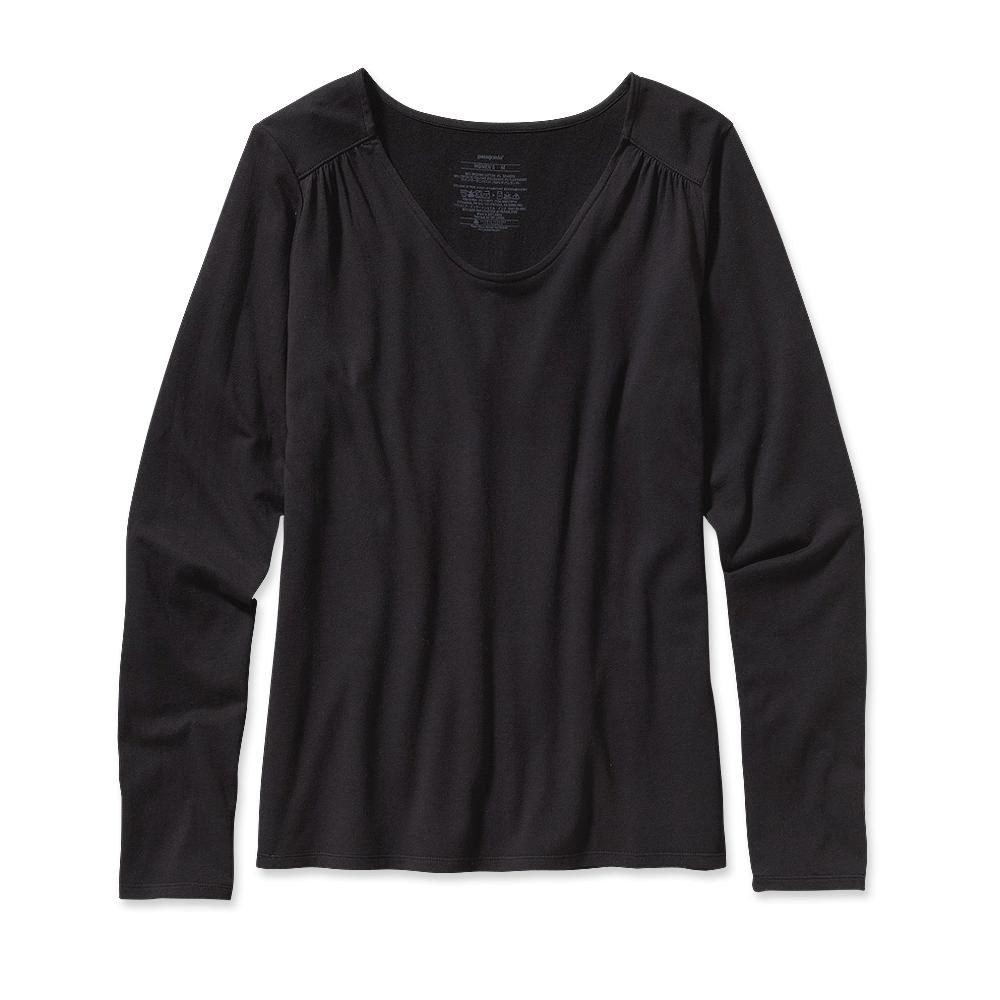 Patagonia Long-Sleeved Versatiliti Top Black-30
