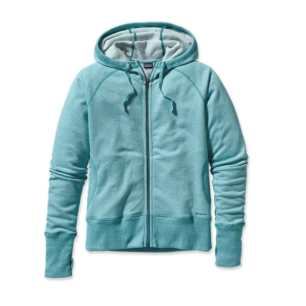 Patagonia Cloud Stack Hoody Tobago Blue-30