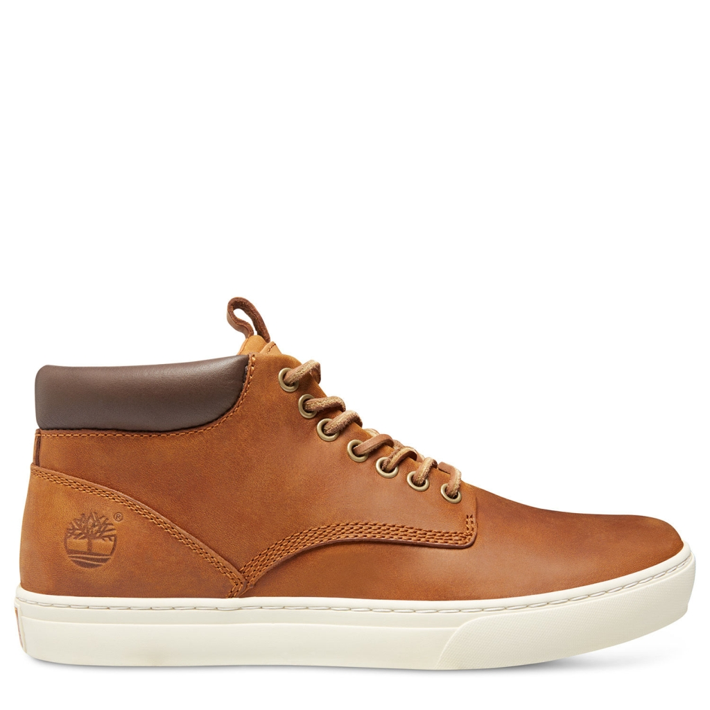 Timberland Men's Earthkeepers Adventure Cupsole Chukka Red Brown-30