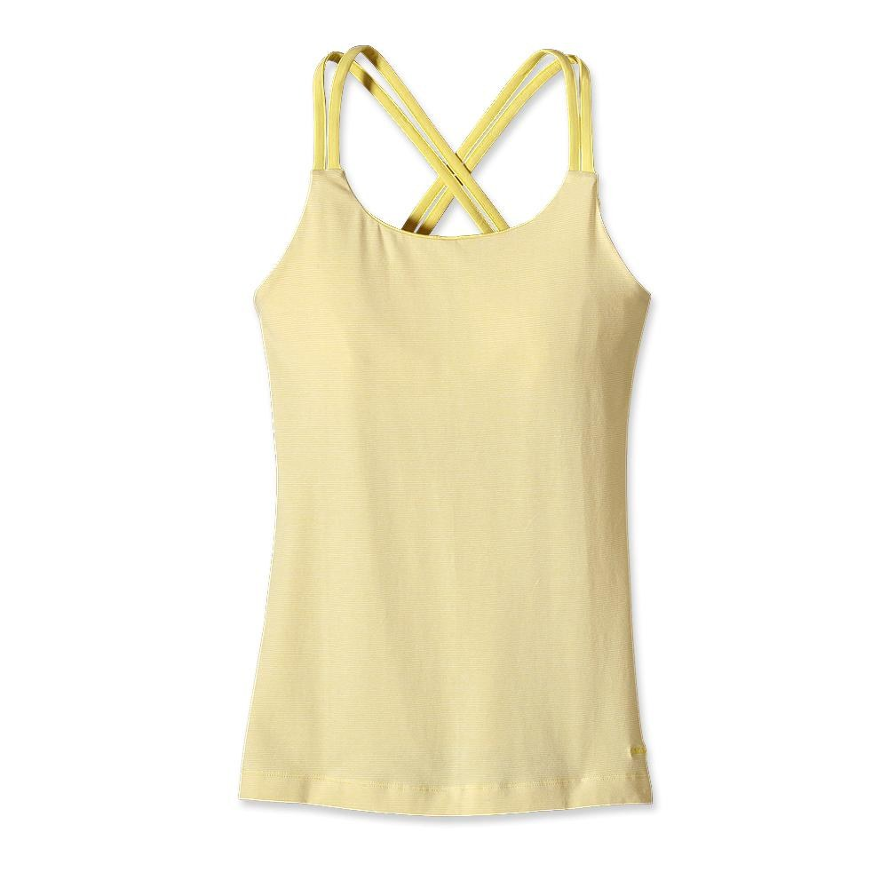Patagonia Cross Back Tank Teensy Stripe: Pineapple-30
