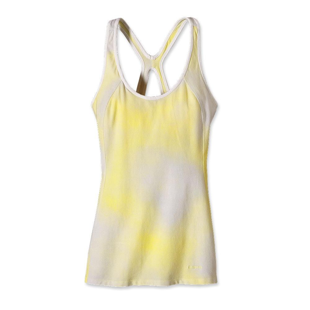 Patagonia Bisect Tank Watercolor: Pineapple-30
