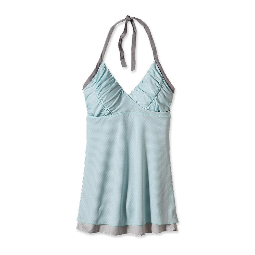 Patagonia Layered Mesh Halter Top Polar Blue-30