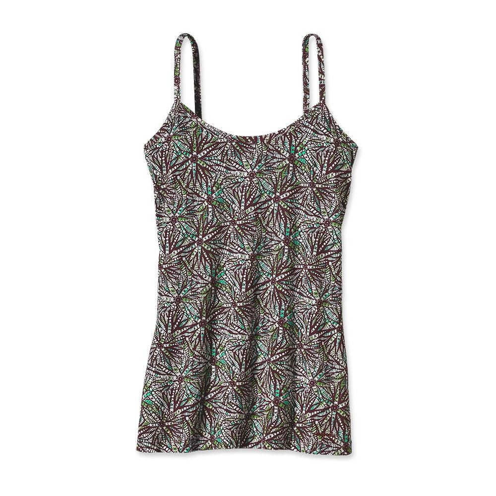Patagonia - Spright Cami Congo Crochet: Whiskey Plum - Tanks & Tops -