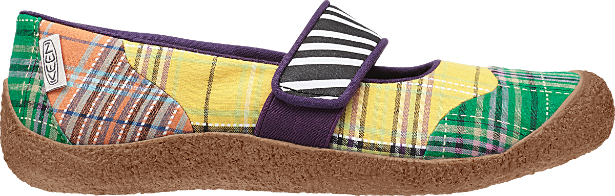 Keen Harvest MJ Mixed Plaid-30