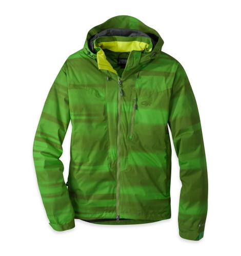 Outdoor Research Men´s Igeno Jacket 66B-FLASH PRINT-30