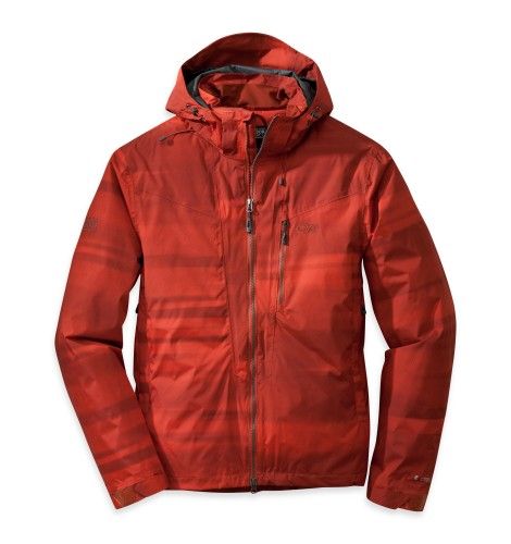 Outdoor Research Men´s Igeno Jacket 72B-DIABLO PRINT-30