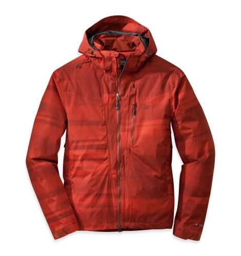 Outdoor Research Men´s Igeno Jacket 72B-DIABLO PRINT-30