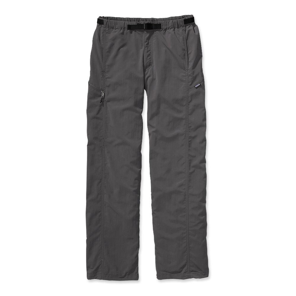 Patagonia Gi III Pants 32 Inch Inseam Forge Grey-30