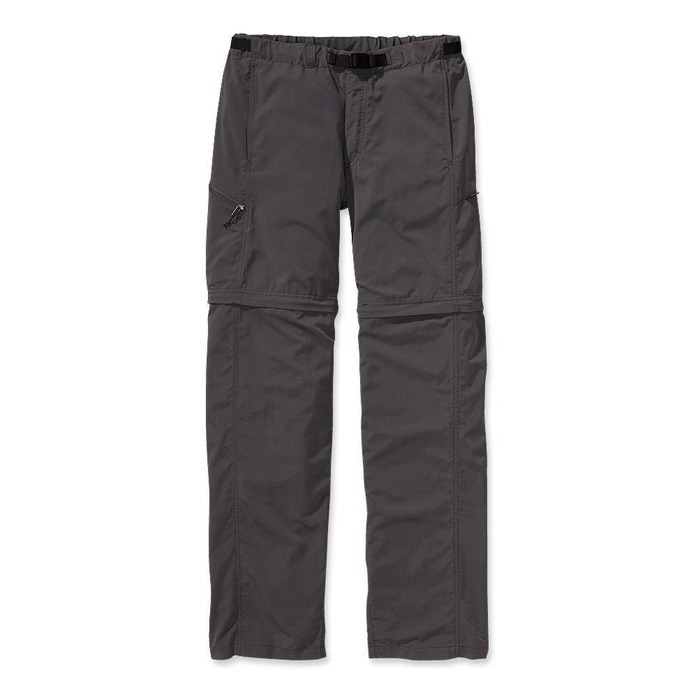 Patagonia - GI III Zip-off Pant Forge Grey - Zip-Off Pants - XL