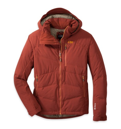 Outdoor Research Men´s Stormbound Jacket Taos/Cafe-30