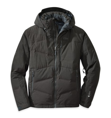 Outdoor Research Men´s Stormbound Jacket Charcoal-30
