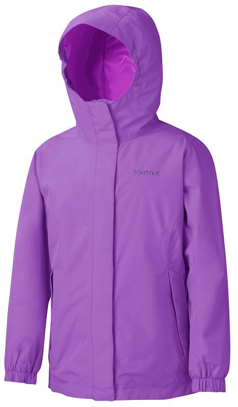 Marmot Girl's Southridge Jacket Purple Shadow-30