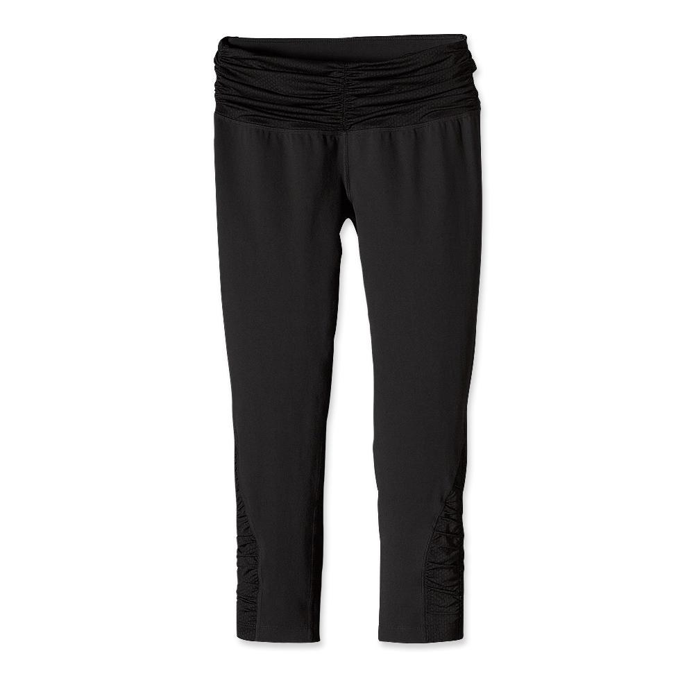 Patagonia Pliant Fitted Crop Leggings Black-30