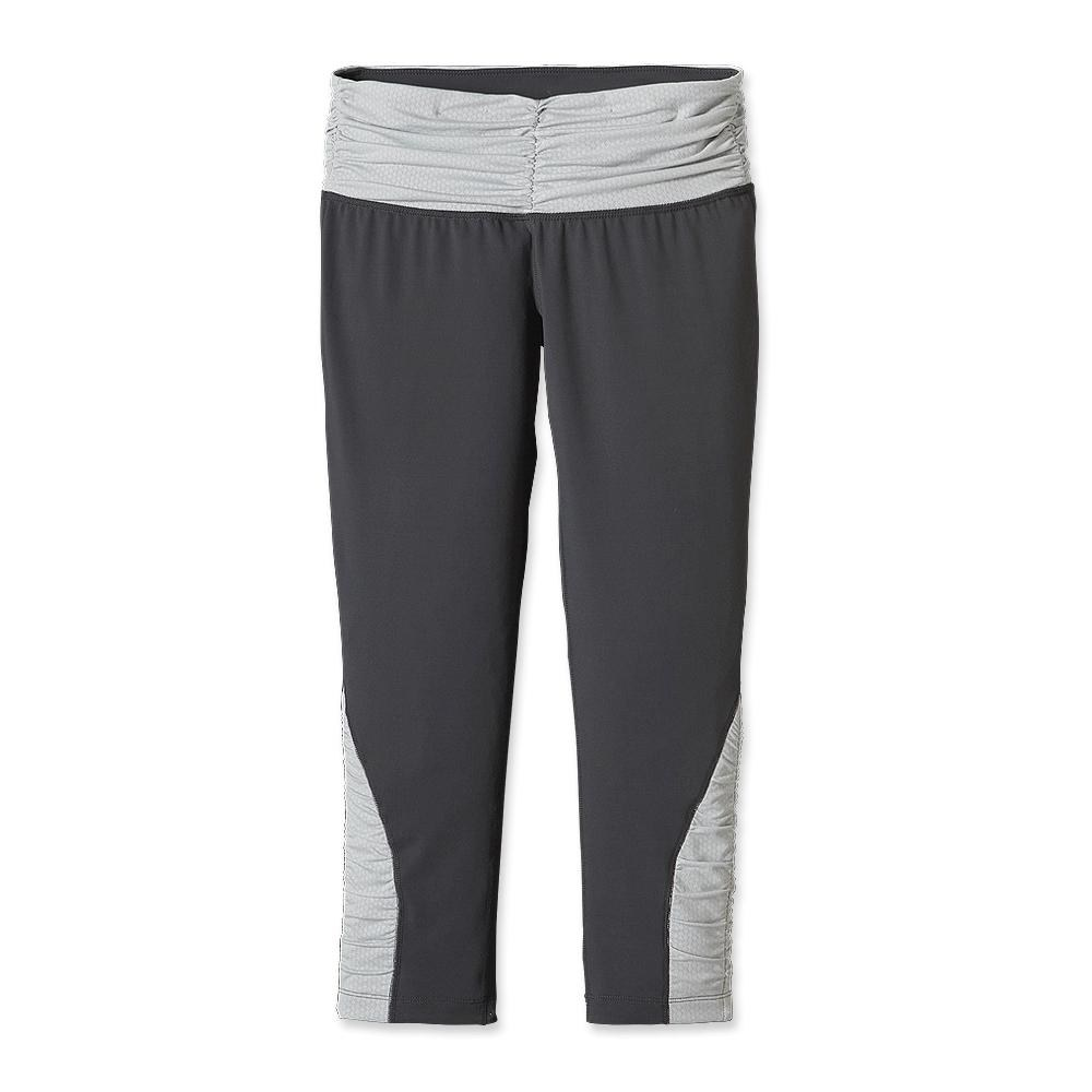 Patagonia Pliant Fitted Crop Leggings Forge Grey-30
