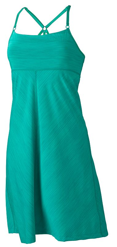 Marmot Wm's Lena Dress Gem Green-30